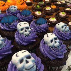 Halloween Cupcakes-Large Size