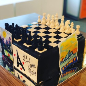 For the Love of Chess and Travel Cake (Cont)