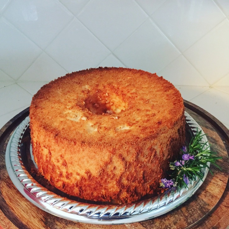 Standard Angel Food Cake