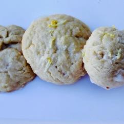 Double Lemon Delight Cookies (Regular 4oz Size)