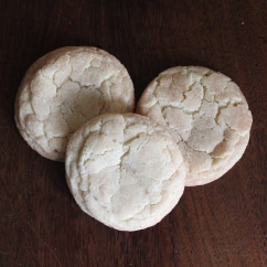 Snickerdoodle Cookies (Regular 4oz Size)