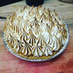 Standard Lemon Meringue Pie