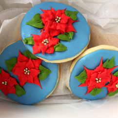 Holiday Sugar Cookie with Royal Icing