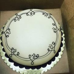 """10"""" Princess Cake"""
